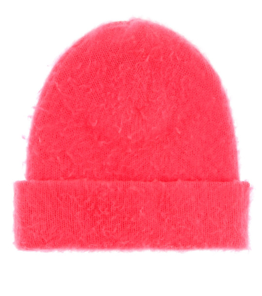 Acne Studios Wool and cashmere beanie in pink