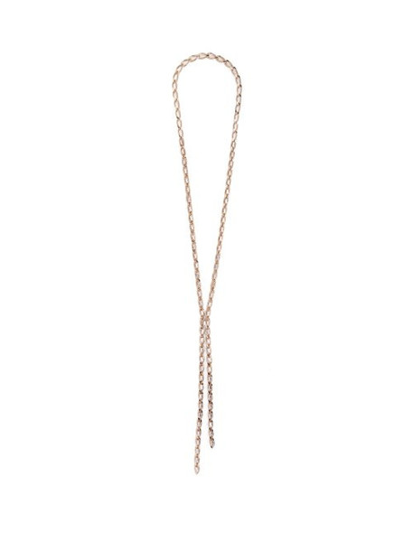 Rosantica By Michela Panero - Crystal Embellished Chain Necklace - Womens - Gold