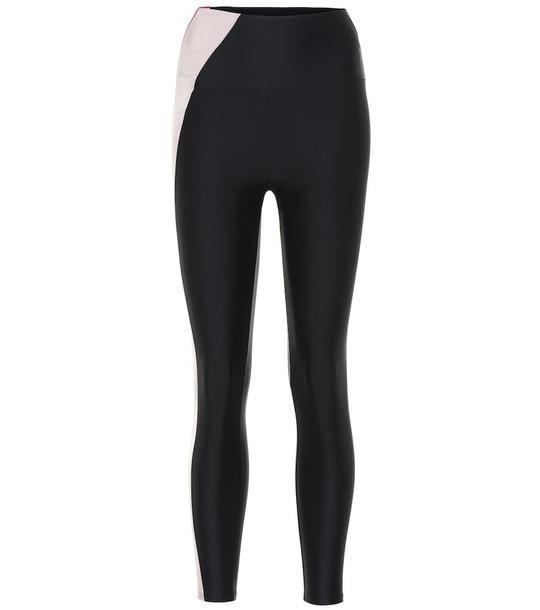 Lanston Sport Mantra leggings in black
