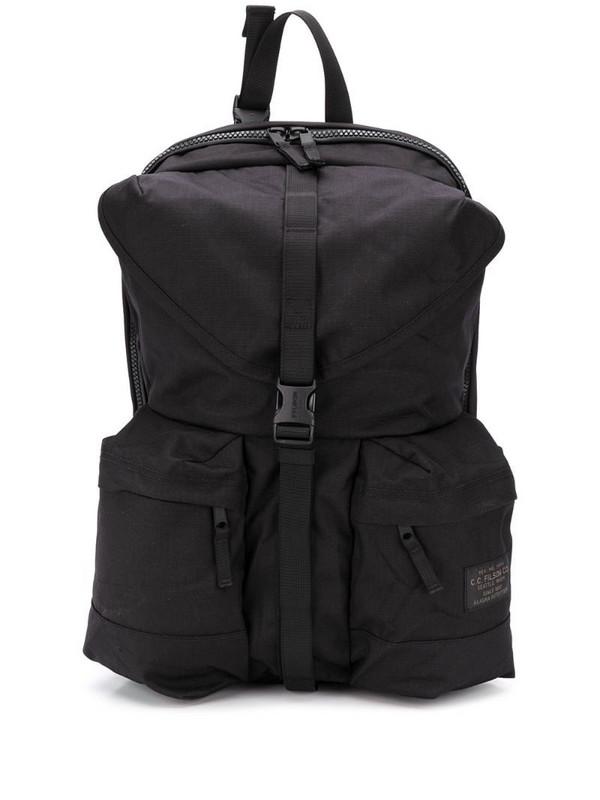 Filson Ripstop backpack in black