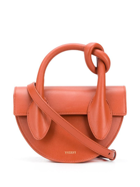 Yuzefi Dolores shoulder bag in brown