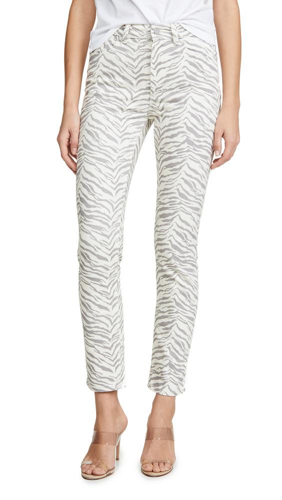 La Vie Rebecca Taylor Ziger Ines Jeans in print