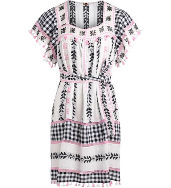 Dodo Bar Or Teresa Multicolor Mini Dress