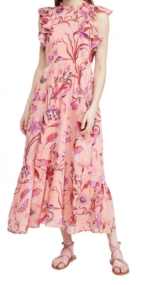Banjanan Hanna Dress in blush