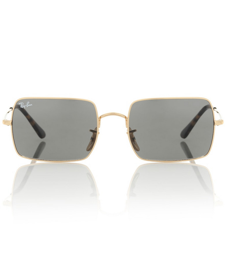 Ray-Ban Rectangle 1969 sunglasses in gold
