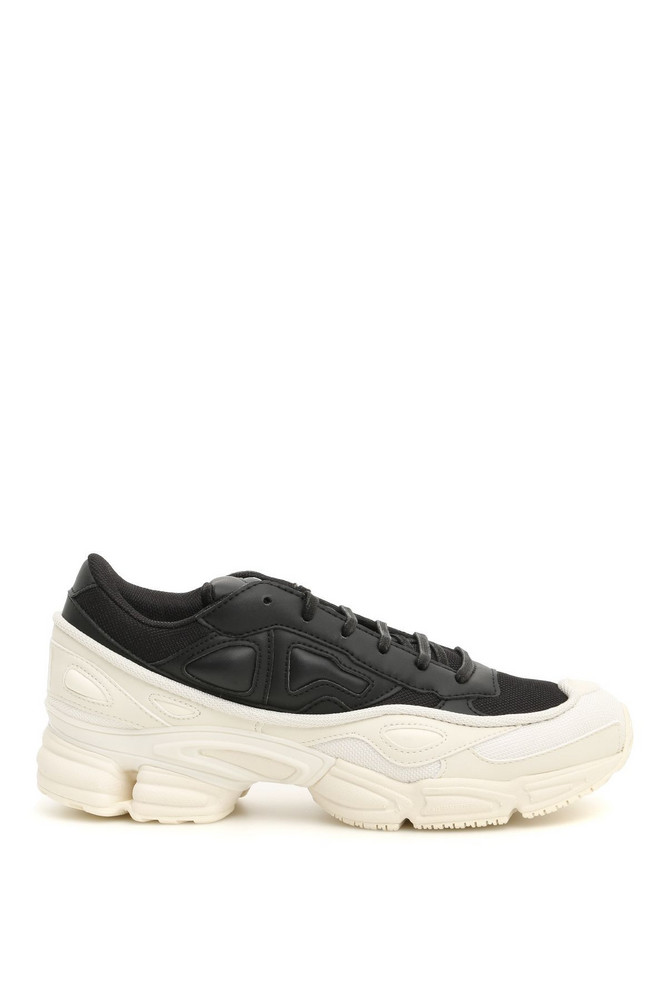 Adidas By Raf Simons Unisex Ozweego Sneakers in black