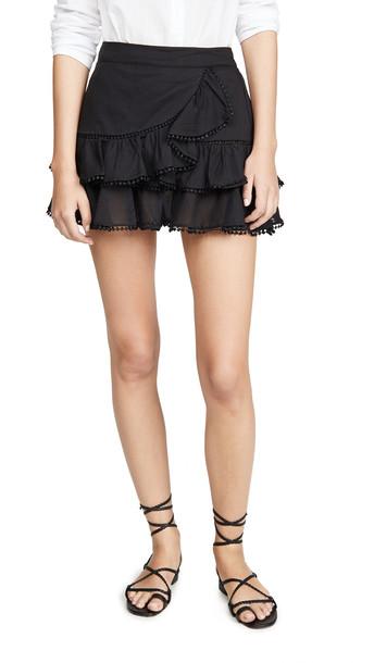 Charo Ruiz Fera Skirt in black