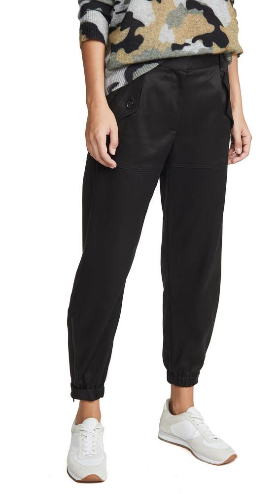 Nili Lotan Arliss Pants in black