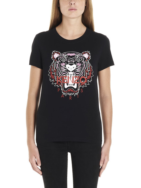 Kenzo classic Tiger T-shirt in black