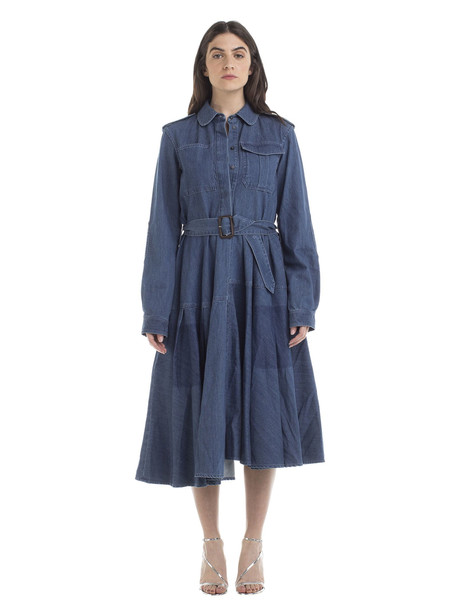 J.W. Anderson Jw Anderson Denim Shirt Dress