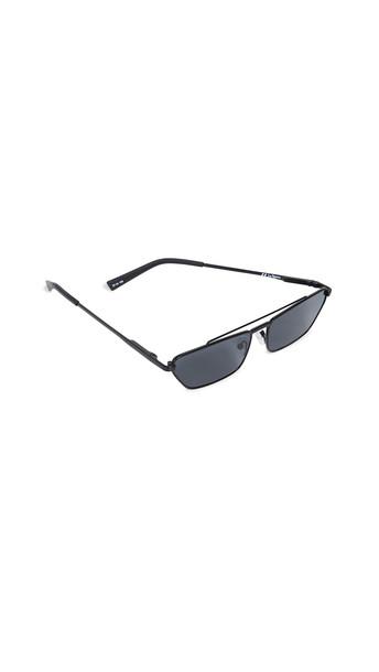 Le Specs Electricool Sunglasses in black