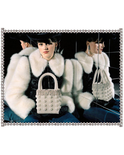 bag jewels jacket