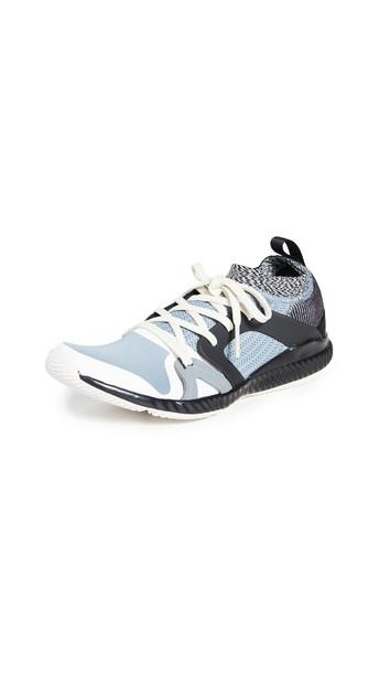 adidas by Stella McCartney Crazytrain Pro S. Sneakers in stone / cream / white