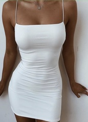 dress,white,white dress,bodycon dress