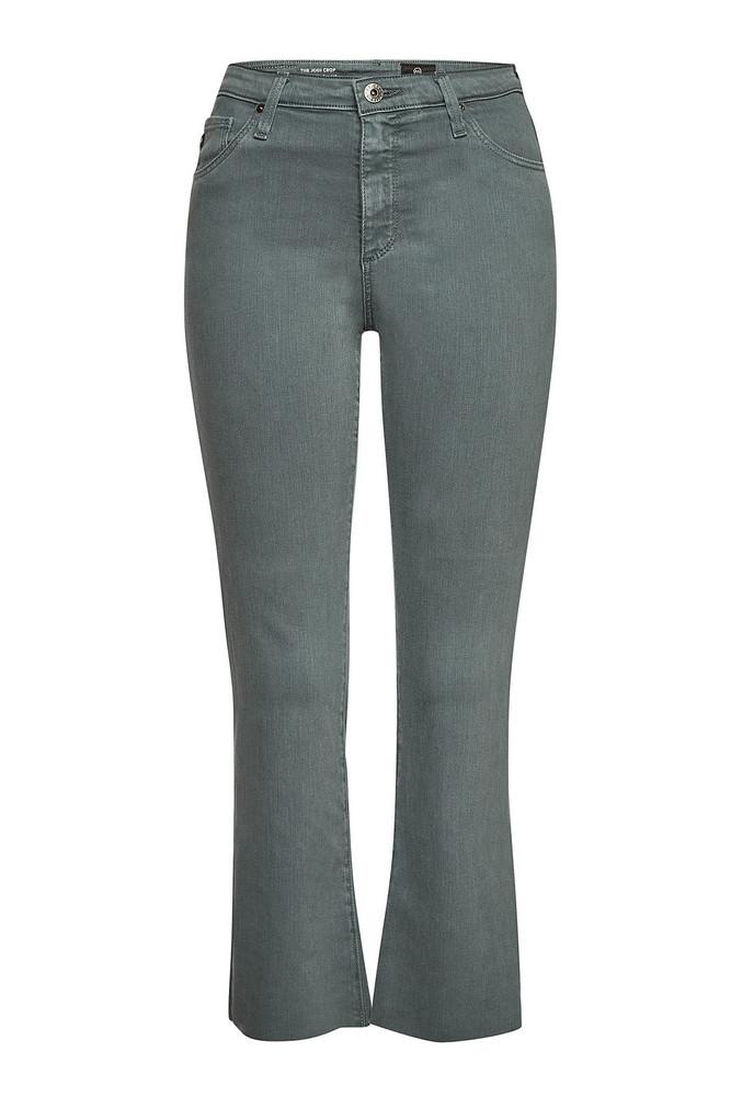 AG Jeans Jodi Cropped Jeans  in grey