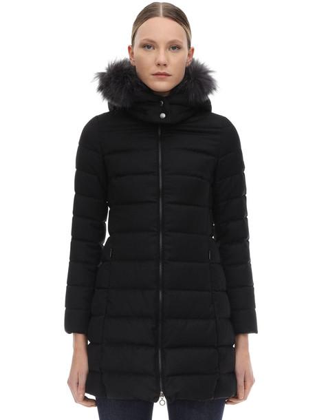 TATRAS Laviana Basic Down Jacket in black