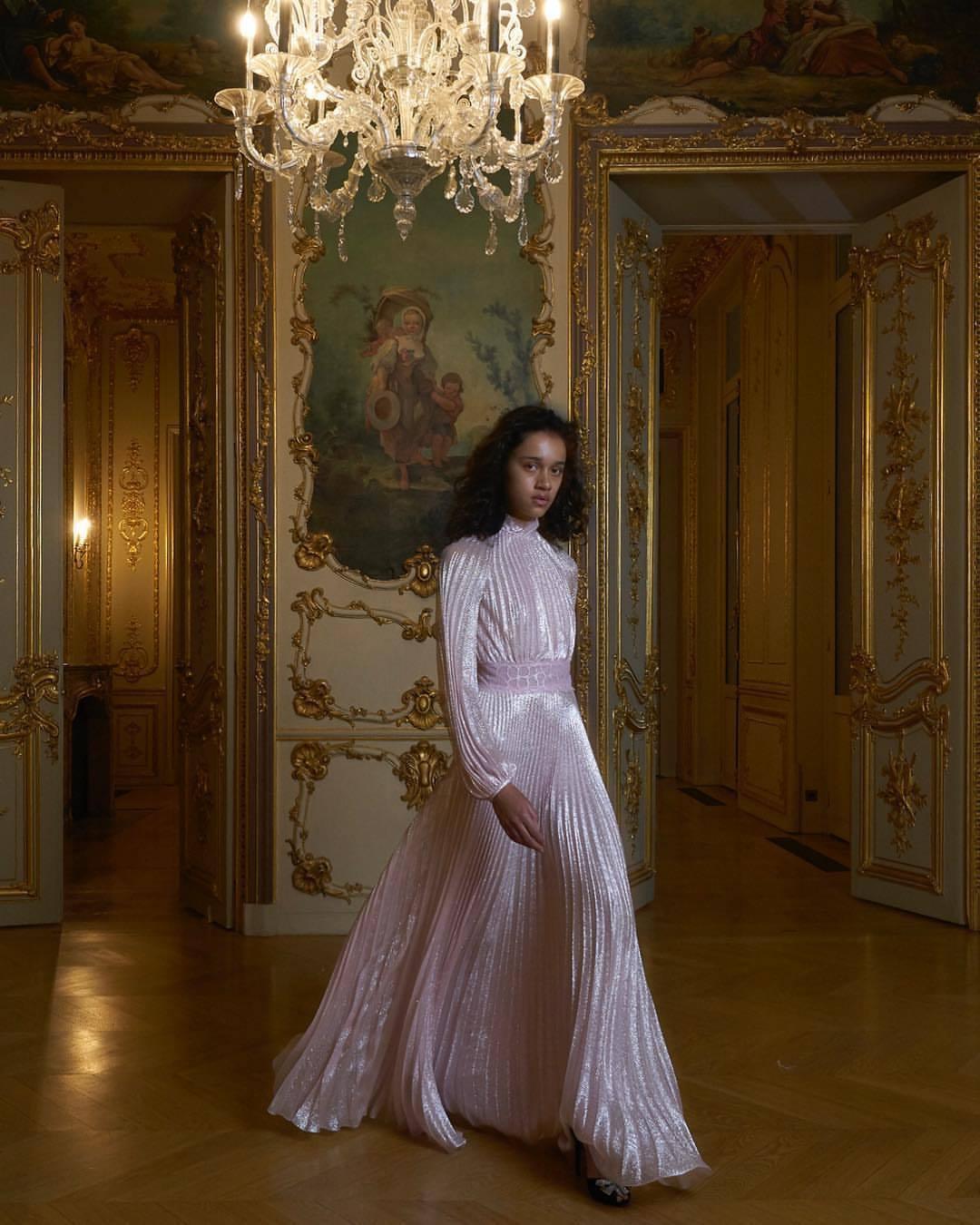 dress pink dress