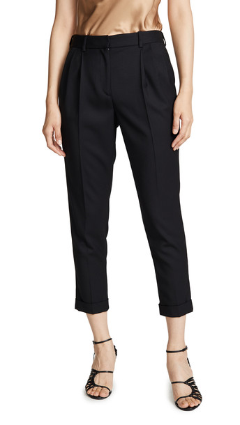 Nili Lotan Montana Pants in black