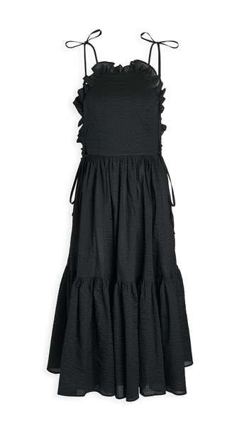 Naya Rea Gabriela Dress in black