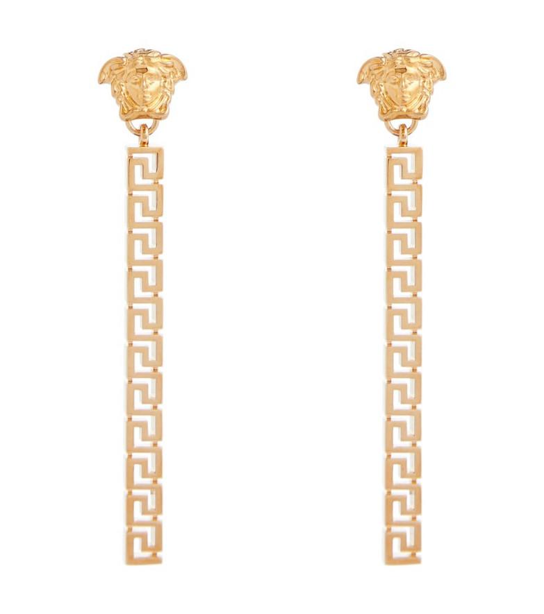 Versace Drop earrings in gold