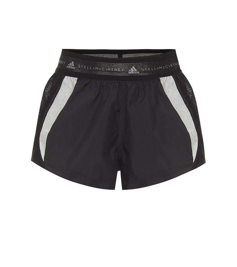 Adidas by Stella McCartney Technical shorts in black