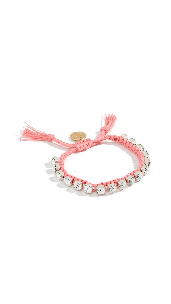 Venessa Arizaga Sweet Shine Bracelet in pink