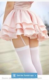 skirt,pink,lolita,pastel