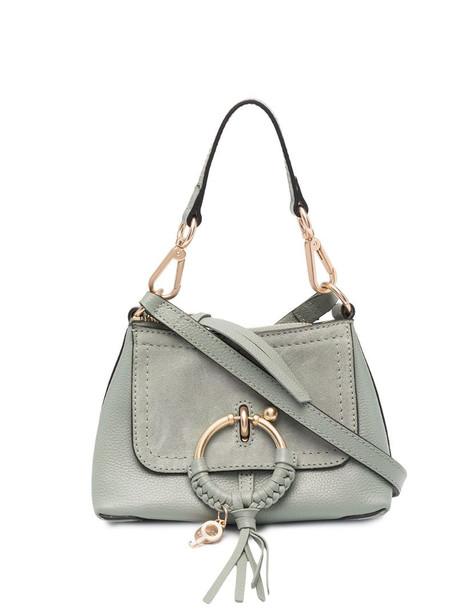 See by Chloé Joan shoulder bag in green