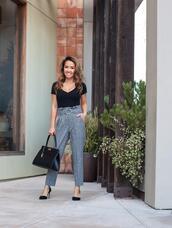 stylish petite,blogger,pants,top,shoes,bag