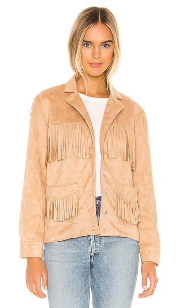 Tularosa Stockholm Jacket in Tan