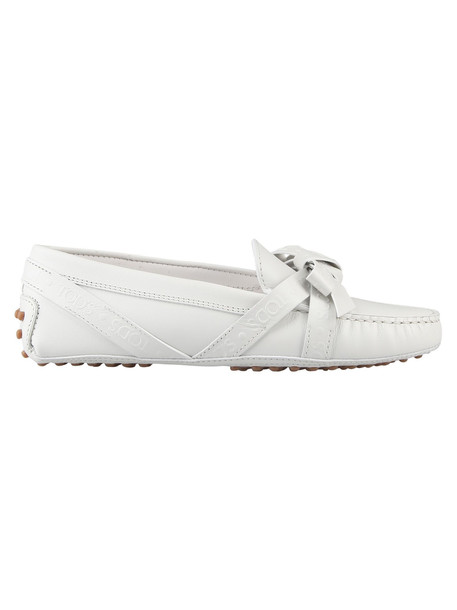 Tod's Bow Detail Loafers