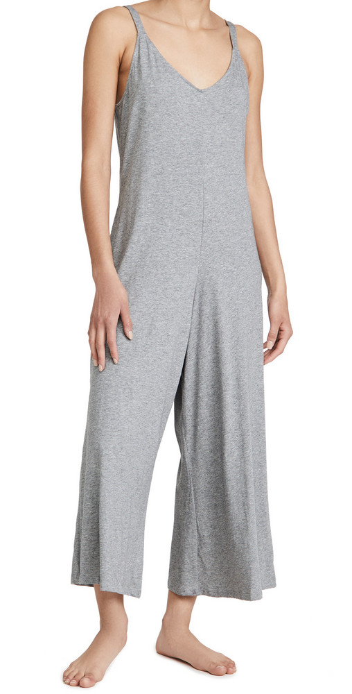 Eberjey Charlie Casual Jumpsuit in grey