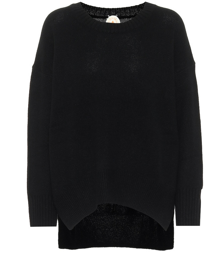 Jardin des Orangers Cashmere sweater in black