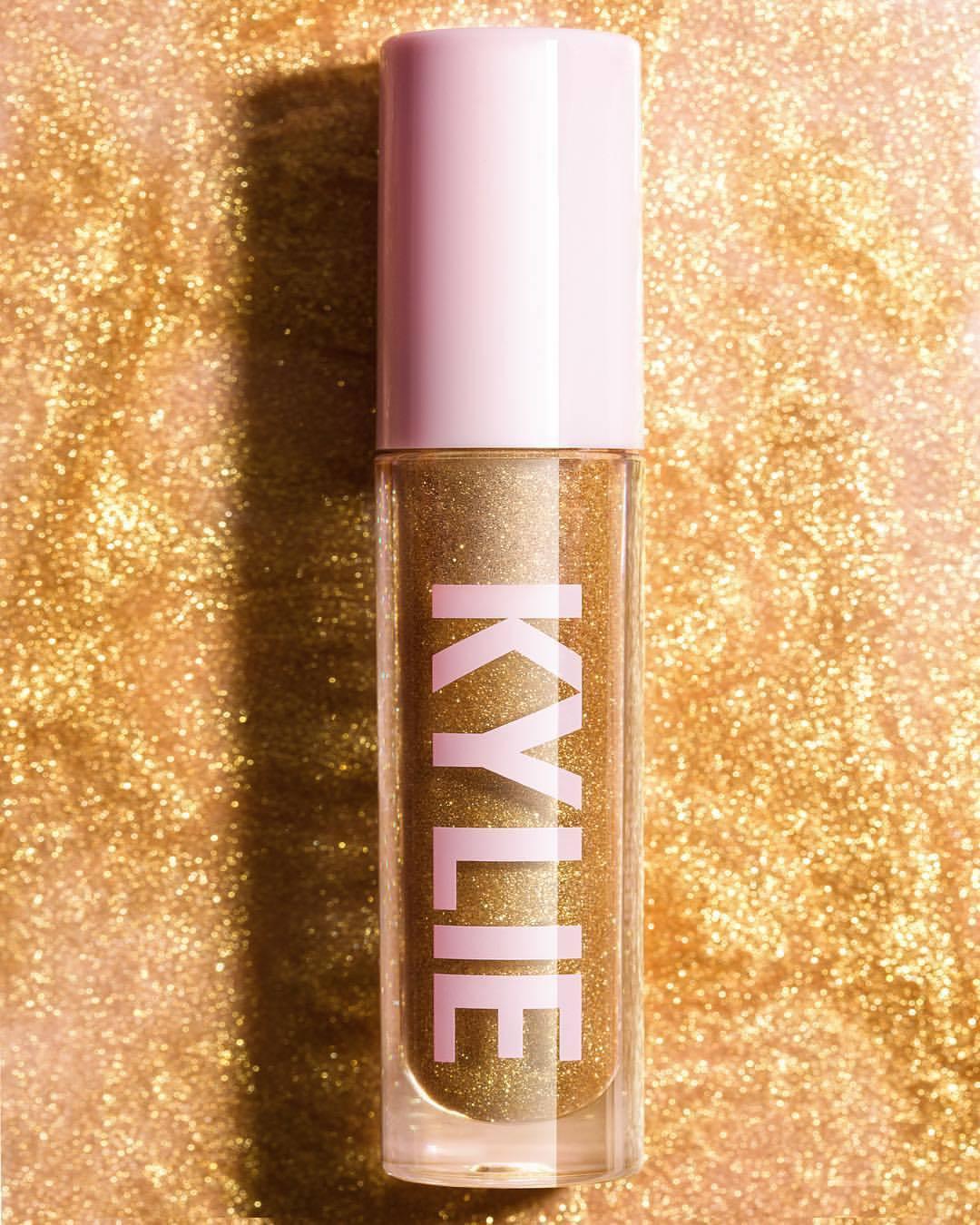 make-up gold make-up