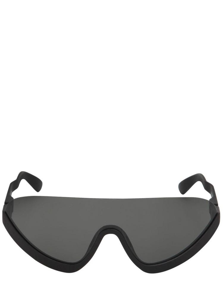 MYKITA Blaze Bhernard Co Lab Mylon Sunglasses in black