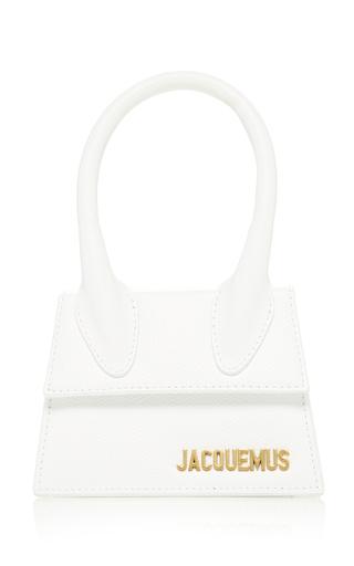 Le Chiquito Mini Leather Bag by Jacquemus   Moda Operandi