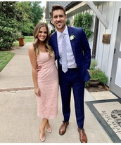 dress,joelle fletcher on the bachelor