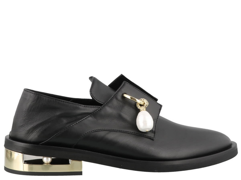 Coliac Nathan Loafers in black
