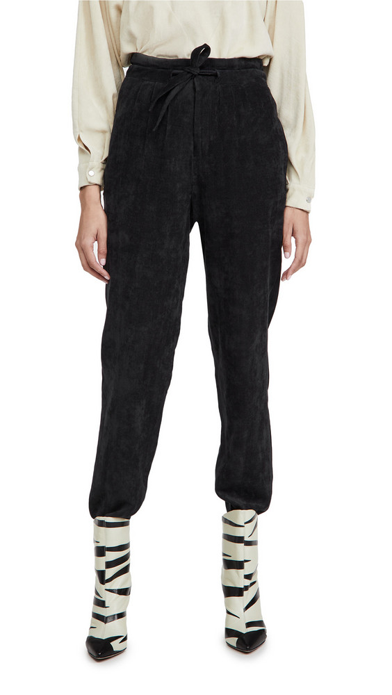 Isabel Marant Vilardo Pants in black
