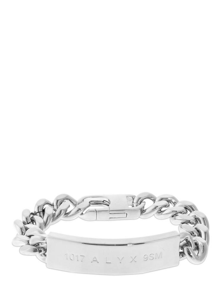 1017 ALYX 9SM Id Chain Bracelet in silver