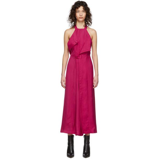 Jacquemus Pink La Robe Marco Dress
