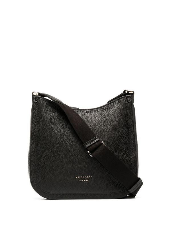 Kate Spade Roulette Medium messenger bag in black
