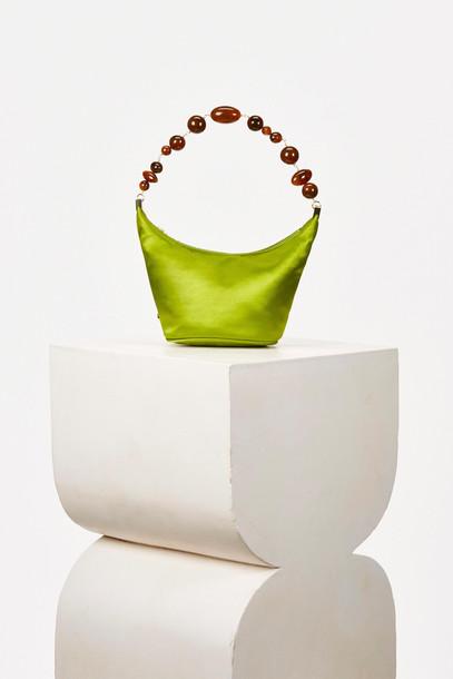 Cult Gaia Gia Bag - Lime                                                                                               $398.00 USD