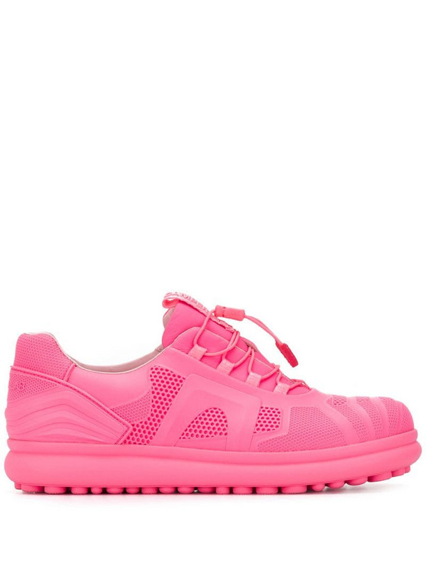 Camper Pelotas Protect lace-up trainers in pink