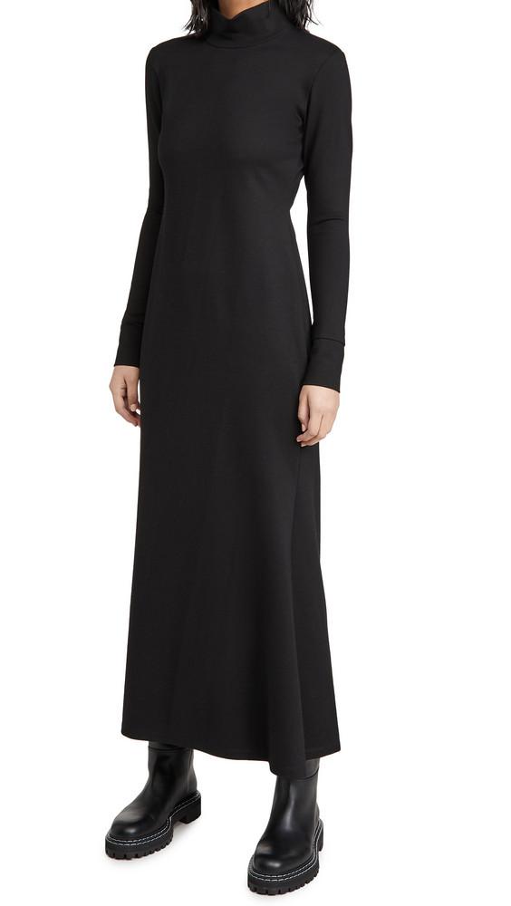 macgraw Silhouette Dress in black