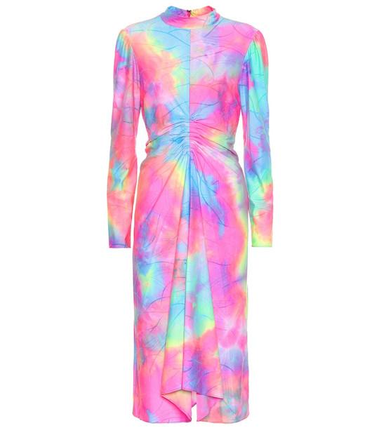 Sies Marjan Nara tie-dye midi dress