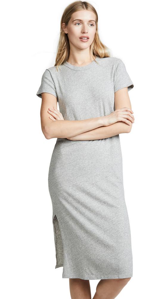 NSF Leah Dress in grey