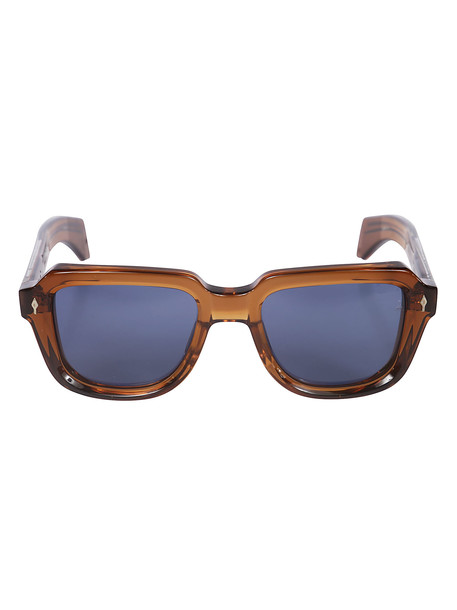 Jacques Marie Mage Hopper Sunglasses in blue / brown