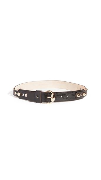DODO BAR OR Liam High Waist Belt in brown