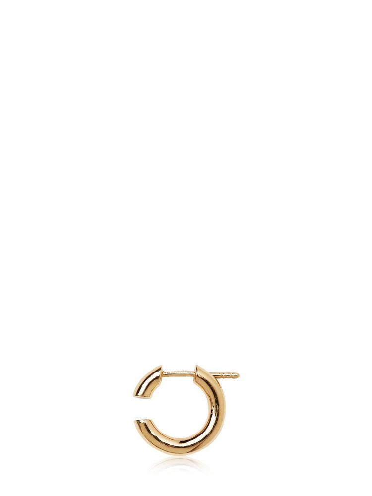 MARIA BLACK Disrupted 14 Mono Earring in gold